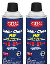 CABLE CLEAN RD (RAPID DRY)美国CRC 02150快干电缆清洁剂